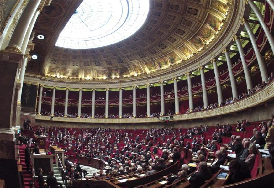 Assemblée nationale, hémicycle